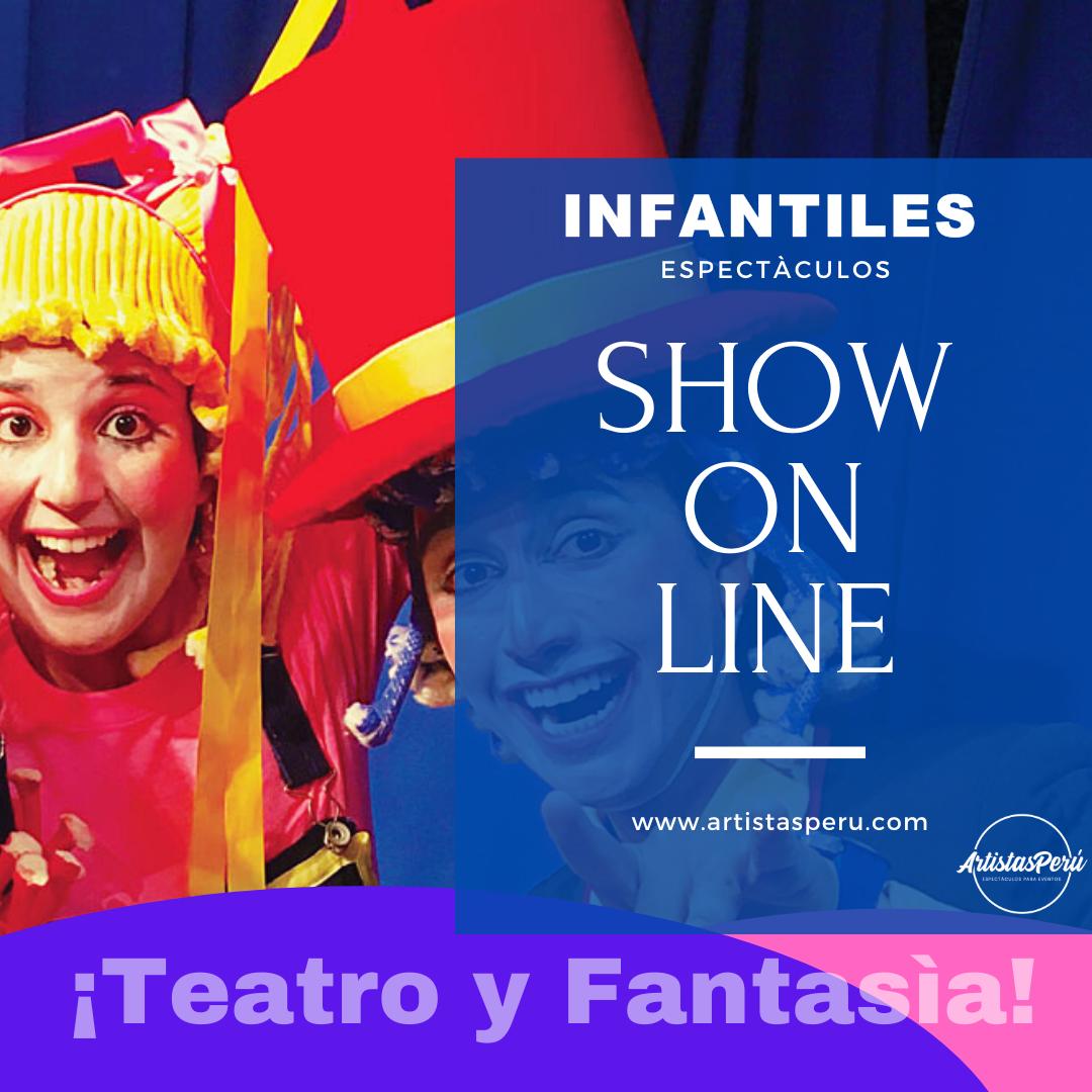 Show Virtual ONLINE