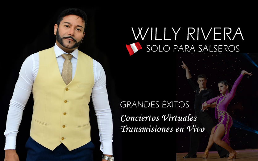 SHOW VIRTUAL WILLY RIVERA